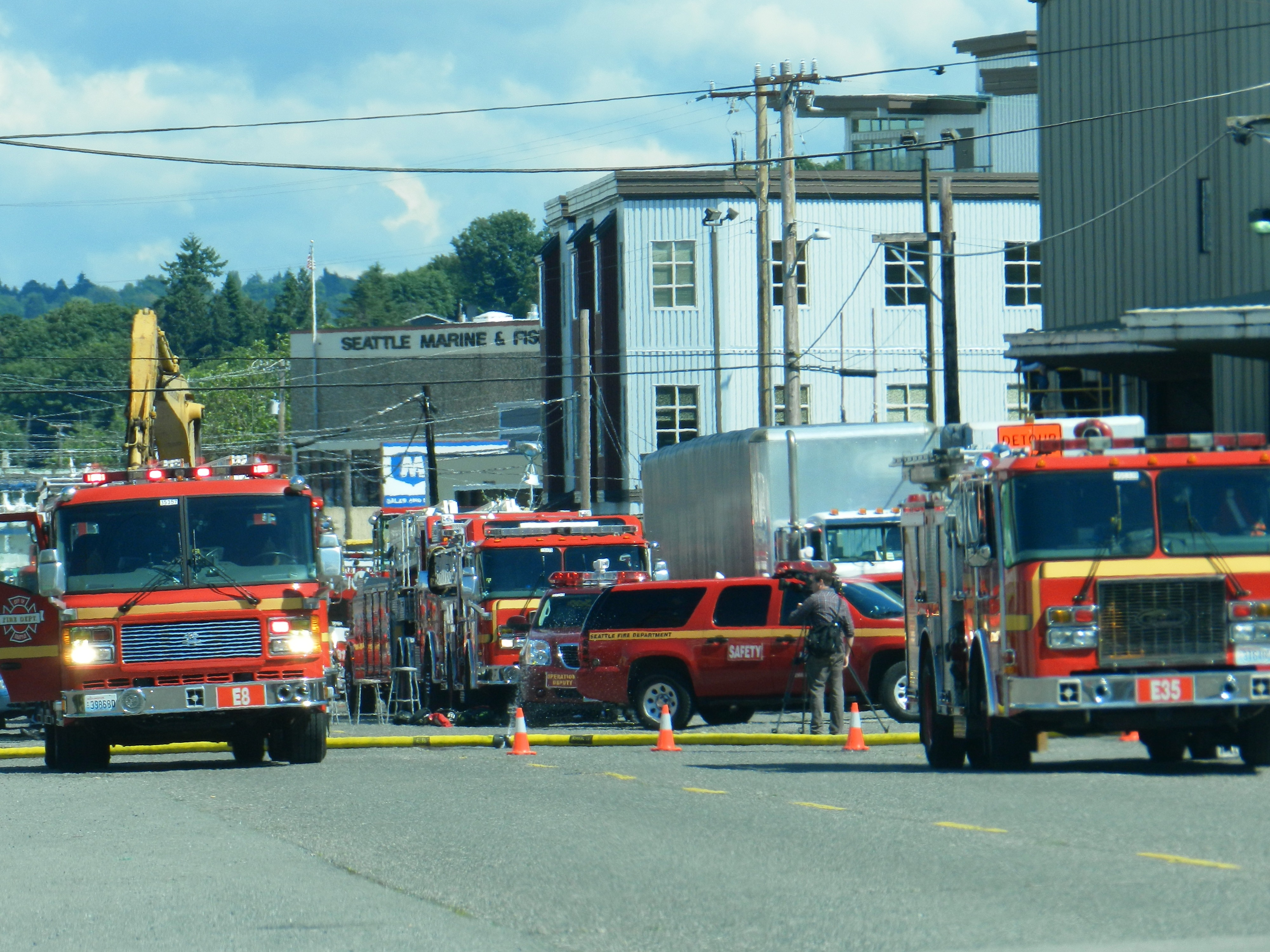 Seattle Fire Department | NW Fire Blog