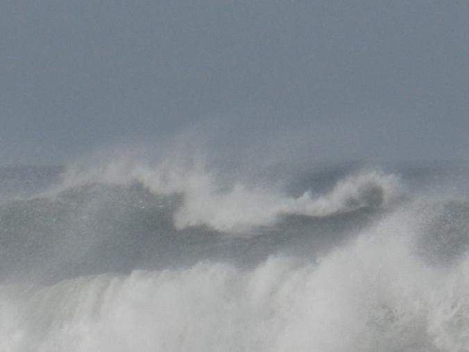 Long Beach waves