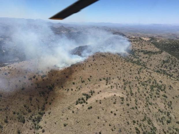 #FireImages by @USFS