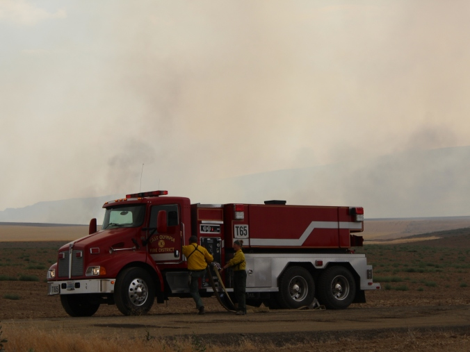Fire Apparatus, Tender 65