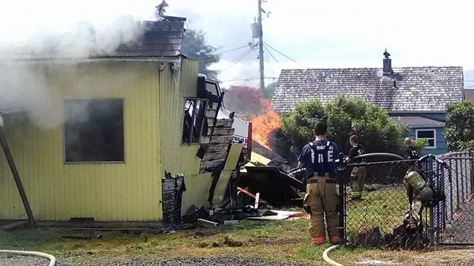 7.2014 Garibaldi Fire OR 01