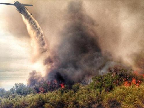 Photo Credit: San Bernardino County FD