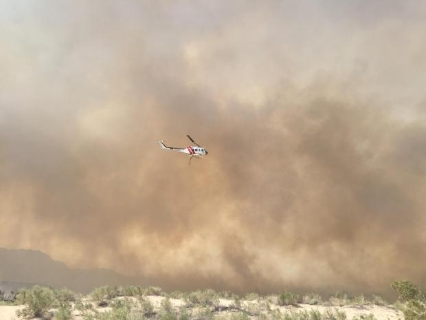 Photo Credit: San Bernardino County FD