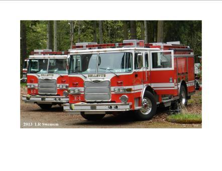 Day 56 2.25.2016 Bellevue Fire Engines 2013