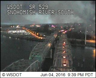 marineview fire at snohomish bridge 2140