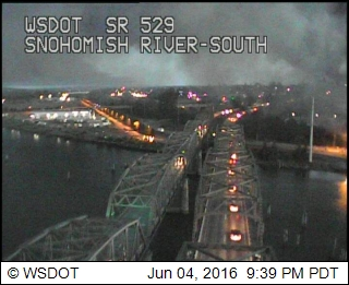 marineview fire at snohomish bridge 2140