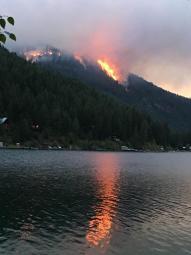 Deep North Fire (Courtesy: Inciweb)