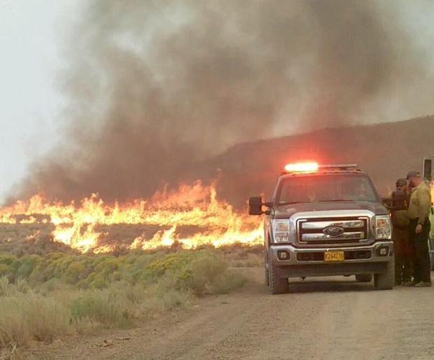 withers fire in OR 8.18.2016 courtesy inciweb