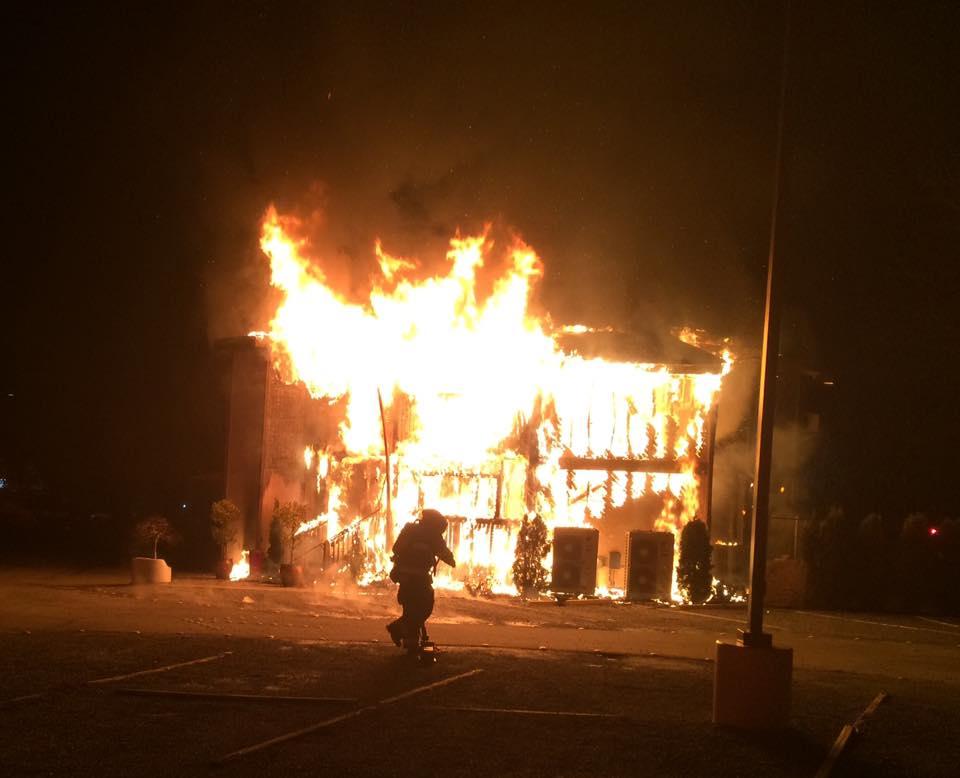 Credit: Bellevue Fire Department